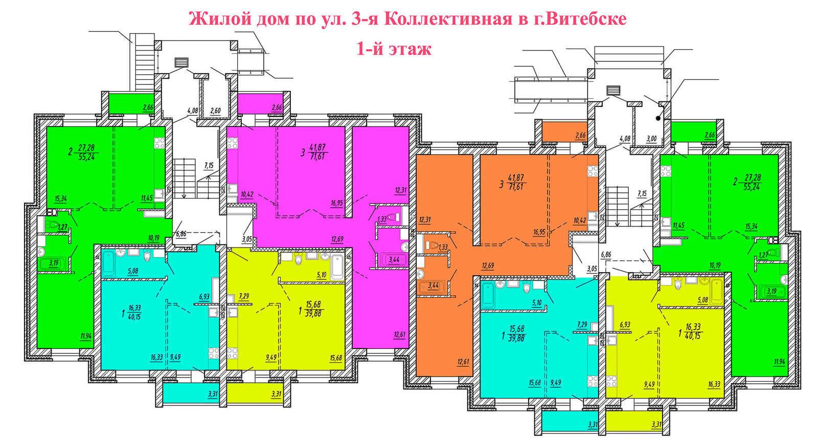Дом по ул. 3-я Коллективная в г. Витебске - фото 3