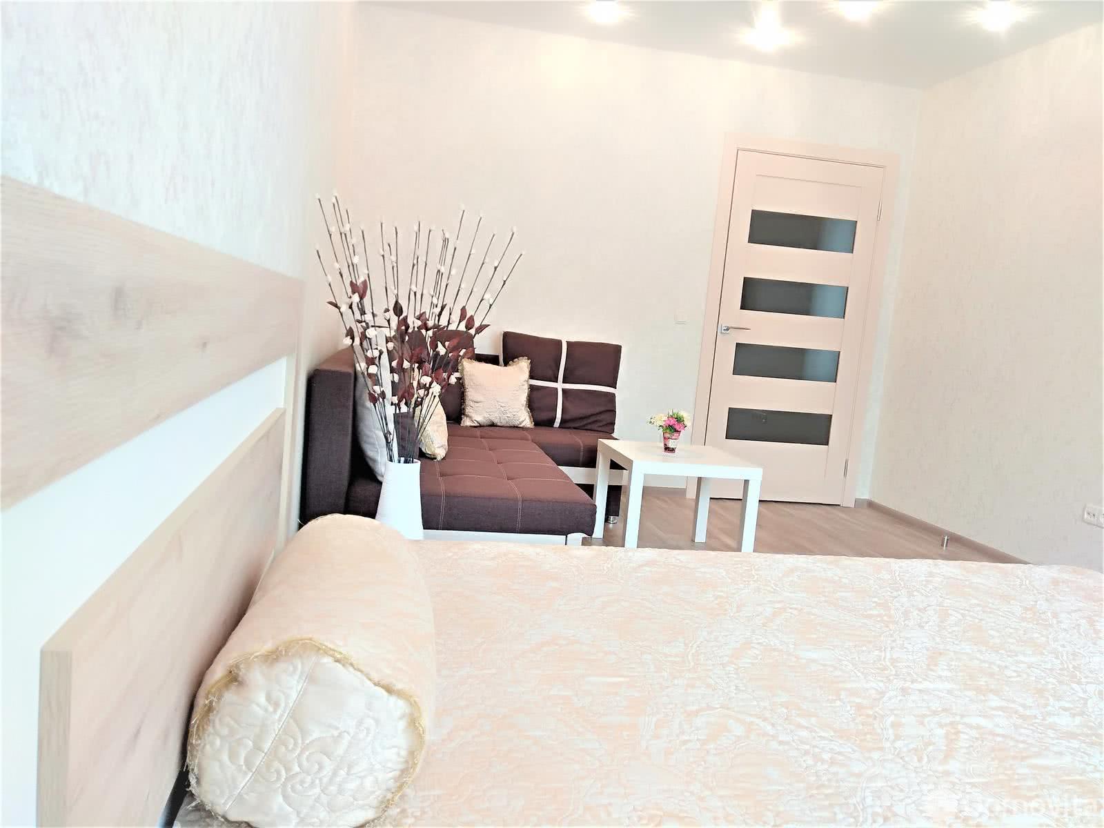 Аренда 1-комнатной квартиры на сутки в Минске ул. Притыцкого, д. 77 - фото 3