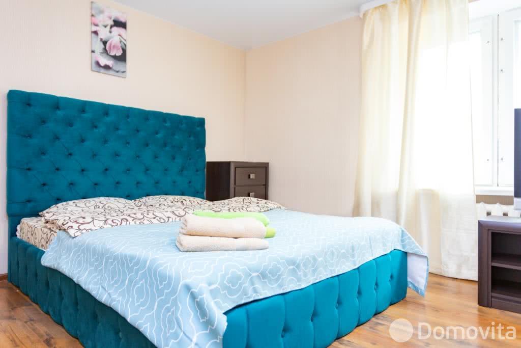 Аренда 1-комнатной квартиры на сутки в Минске ул. Кальварийская, д. 3 - фото 1