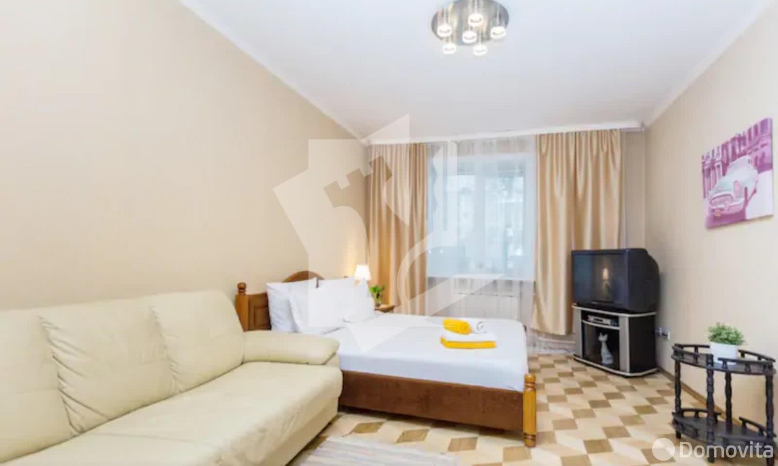 Аренда 1-комнатной квартиры в Минске, ул. Ленина, д. 3 - фото 1