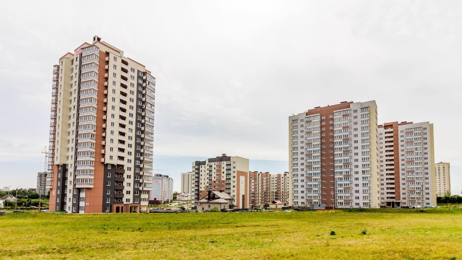Жилой дом № 4 по ул. Академика Карского - фото 1