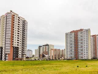 Жилой дом № 4 по ул. Академика Карского