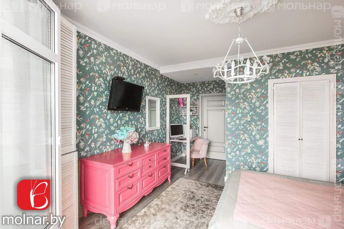 Купить 4-комнатную квартиру в Минске, ул. Тургенева, д. 7 - фото 3