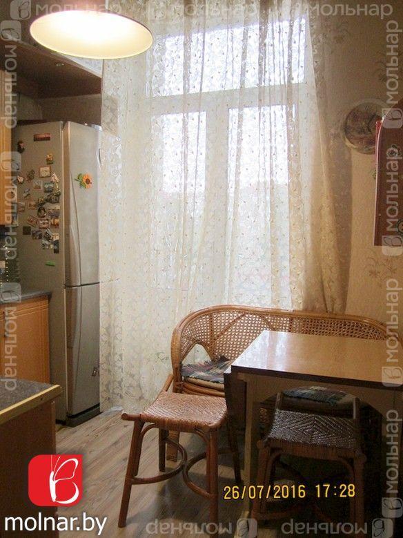 Купить 3-комнатную квартиру в Минске, ул. Коммунистическая, д. 8 - фото 6