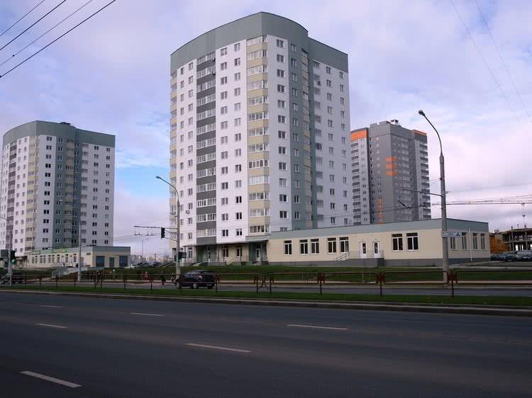 ЖК в районе ул. Алибегова — Я. Брыля - фото 1