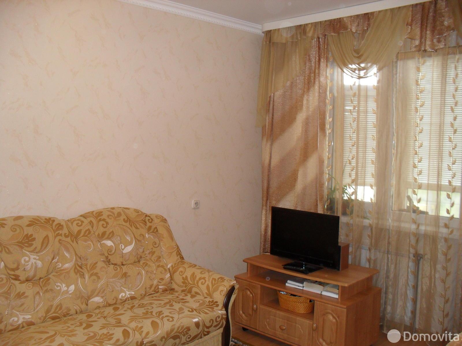 Продажа 2-комнатной квартиры в Минске, ул. Наполеона Орды, д. 35 - фото 4