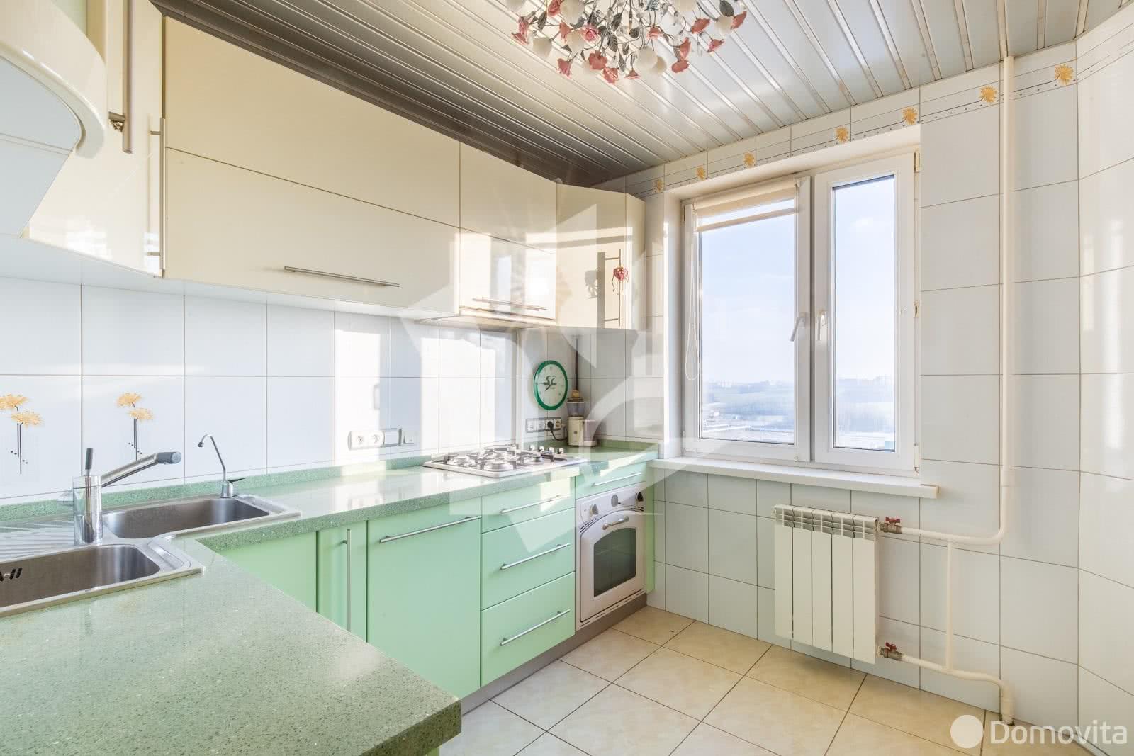 Купить 4-комнатную квартиру в Минске, ул. Пимена Панченко, д. 24 - фото 4