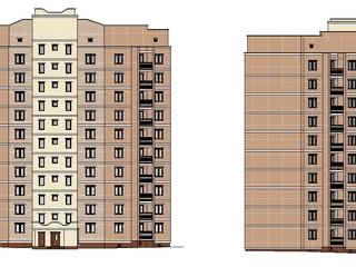 Жилой дом № 603Б в микрорайоне № 6 жилого района «Аэропорт»
