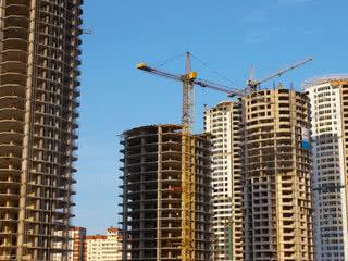 Белстат: в январе-марте построено 11,6 тысячи новых квартир